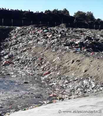 En conflicto con la comunidad, Ancud sigue desechando su basura en la cuenca de un santuario de la naturaleza y sin evaluación ambiental - El Desconcierto