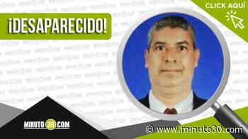 Albeiro de Jesús Miranda Rodríguez está desaparecido en Sopetrán, Antioquia, ¿lo ha visto? - Minuto30.com