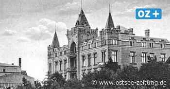 Zinnowitz vor 120 Jahren: Ein Hoch auf August Schwabe - Ostsee Zeitung