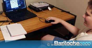 Matías Handsztok, un campeón argentino virtual - Bariloche 2000