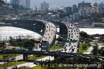 Ponte Colombo Salles terá trânsito desviado para a Pedro Ivo, em Florianópolis, neste fim de semana - NSC Total