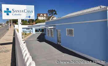 Santa Casa de Colombo não é vendida e vai a novo leilão no dia 29 - Bem Paraná