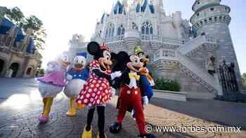 Empleados piden a Disney demorar reapertura de parque en Florida - Forbes México