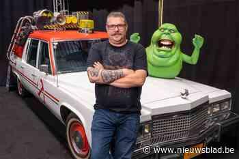 Wandel eens tussen de voertuigen uit 'Ghostbusters', 'Knight Rider', 'Mister Bean' en 'The A-Team' - Het Nieuwsblad