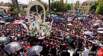 Suspenderán festividad de la Cruz de Motupe en Lambayeque - LaRepública.pe