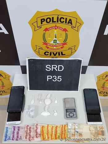 Vídeo: PCDF prende traficantes após investigação em Sobradinho II - Jornal de Brasília