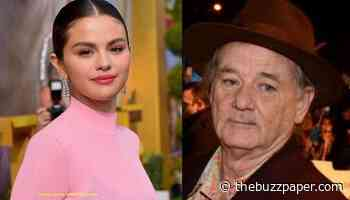 Selena Gomez Once Almost Got Married To Bill Murray! Throwback - The Buzz Paper