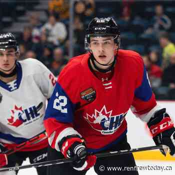 Cobden native Jack Quinn a projected top 10 pick in the NHL draft - renfrewtoday.ca