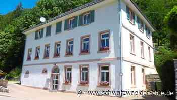 Hornberg: Reichenbach will die Förderung - Hornberg - Schwarzwälder Bote