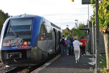 Lot. Le trafic ferroviaire reprend petit à petit à Figeac - actu.fr