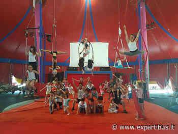 Parte il centro estivo al circo di Peschiera Borromeo (MI) - http://www.expartibus.it/