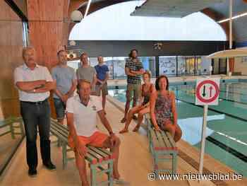 """Zwembad Palaestra opent opnieuw de deuren: """"Beperkt aantal zwemmers, circulatieplan en gesloten douches"""""""