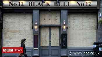 Coronavirus: Scottish pubs and restaurants to reopen in July