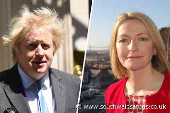 Jessica Morden calls for Boris Johnson to address Welsh councils' £170m funding gap - South Wales Argus