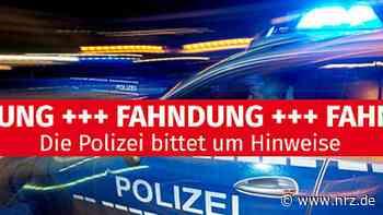 Die Polizei in Kamp-Lintfort fahndet nach einem Dieb - NRZ