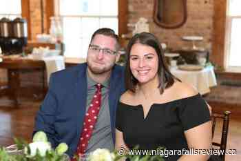 She lives in Fort Erie, Ont., and her fiancé in Kenmore, N.Y. They didn't know March would be the last time they would kiss — due to pandemic border restrictions. - NiagaraFallsReview.ca