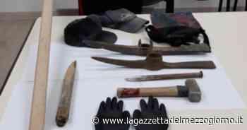 Putignano, fa rapina in casa di madre di carabiniere: arrestato un barese - La Gazzetta del Mezzogiorno