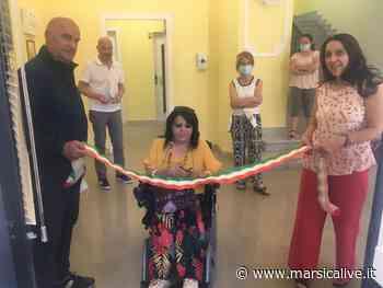Inaugurato lo sportello della disabilità a Carsoli, il sindaco: servizio utile alla collettività - MarsicaLive
