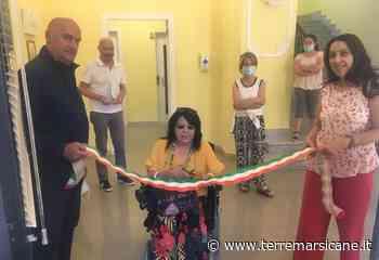 Inaugurato lo Sportello Informativo sulla Disabilità al Comune di Carsoli - Terre Marsicane