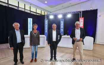 Décryptage : un débat piquant entre les quatre candidats d'Oloron Sainte-Marie - La République des Pyrénées