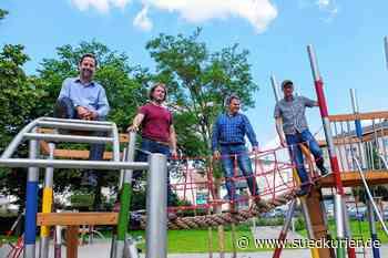 Gottmadingen: Gottmadingen möbelt Spielplätze auf und macht sie auch zu Orten der Begegnung - SÜDKURIER Online