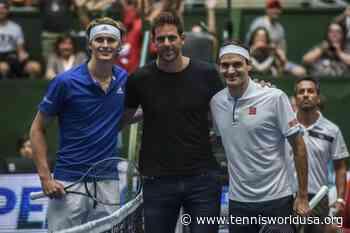 Gilles Simon: 'With Roger Federer, Rafael Nadal, Novak Djokovic around, del Potro..' - Tennis World USA