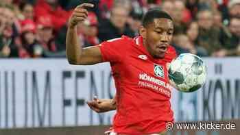 Pierre-Gabriel ist in Mainz nur die Nummer 3