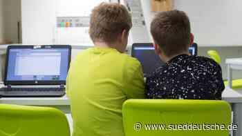 Eine Million Euro für das digitale Klassenzimmer - Süddeutsche Zeitung