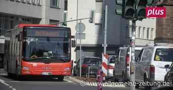 Kann der Busverkehr im Kreis Bad Kreuznach erhalten werden? - Allgemeine Zeitung