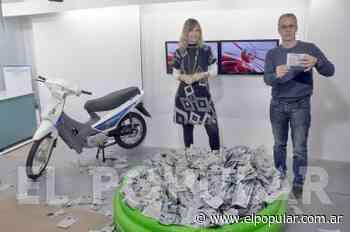 La moto del PopuSuerte se fue para Pueblo Nuevo - El Popular Medios