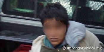 Detienen a asaltante de Pueblo Nuevo - El Imparcial de Oaxaca