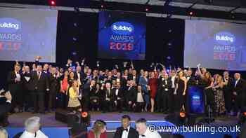 Building Awards invites entries for three new categories
