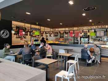 Essonne : la boulangerie Ange a ouvert à Etampes - Le Républicain de l'Essonne