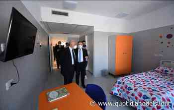 Sanità, ad Arzano inaugurata struttura di riabilitazione per pazienti psichiatrici - Quotidiano del Sud