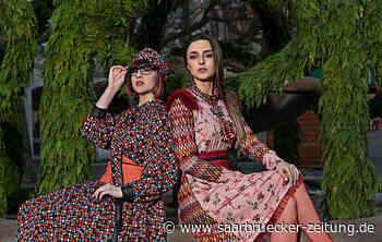 Ottweiler Designerin zeigt ihre Mode bei der Berliner Fashion Week - Saarbrücker Zeitung