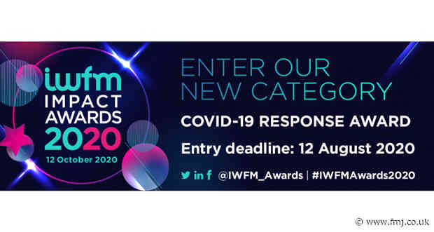 New award recognises efforts in the fight against Covid-19
