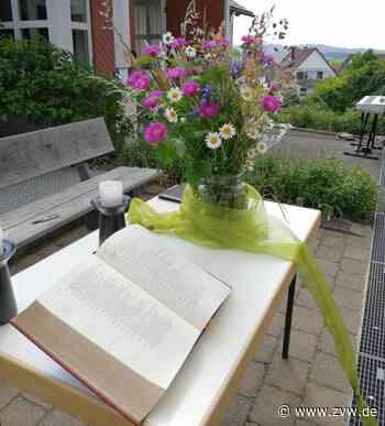 In Hellershof werden wieder Gottesdienste gefeiert - Alfdorf - Zeitungsverlag Waiblingen