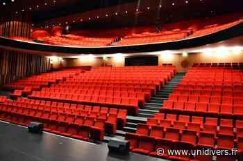 Visites guidée des coulisses du CEC Théâtre de Yerres CEC – Théâtre de Yerres Yerres - Unidivers