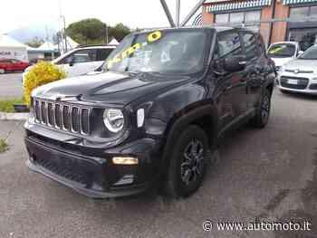 Vendo Jeep Renegade 1.0 T3 Sport nuova a Pianezza, Torino (codice 7511582) - Automoto.it - Automoto.it