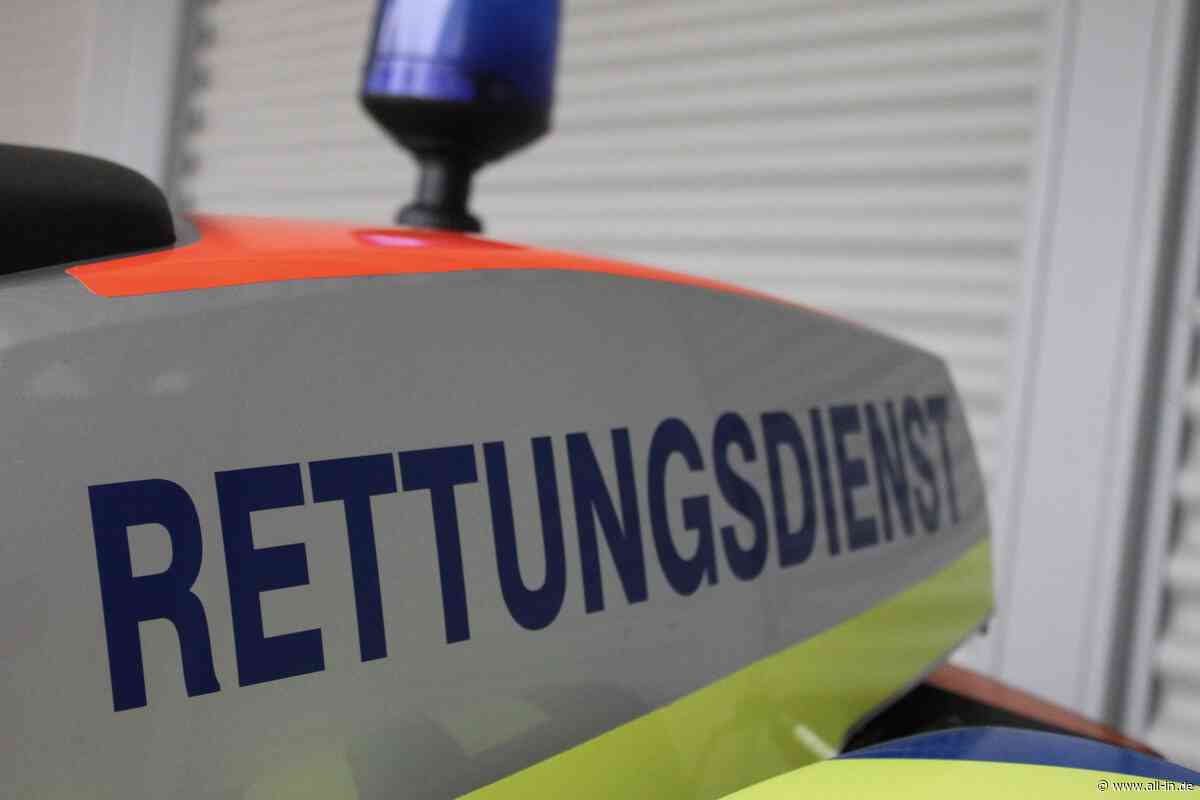 Gebrochenes Bein: Landwirt (49) verletzt sich bei Waldarbeiten in Wiggensbach und robbt sich aus Wald - Wiggen - all-in.de - Das Allgäu Online!