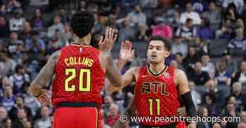 Hawks land five players in top 40 of NBA prospect rankings