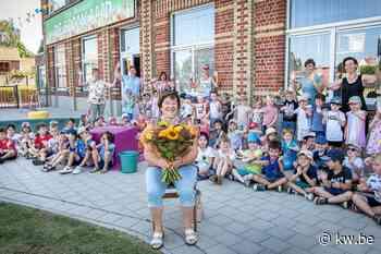 Linda Vanbeselaere verlaat de Boomgaard