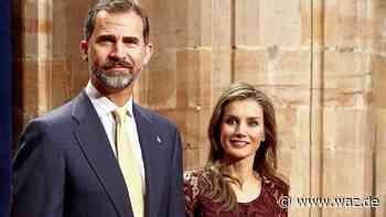 König Felipe und Königin Letizia: Hochzeitsreise mit illegalen Geldern? - Westdeutsche Allgemeine Zeitung