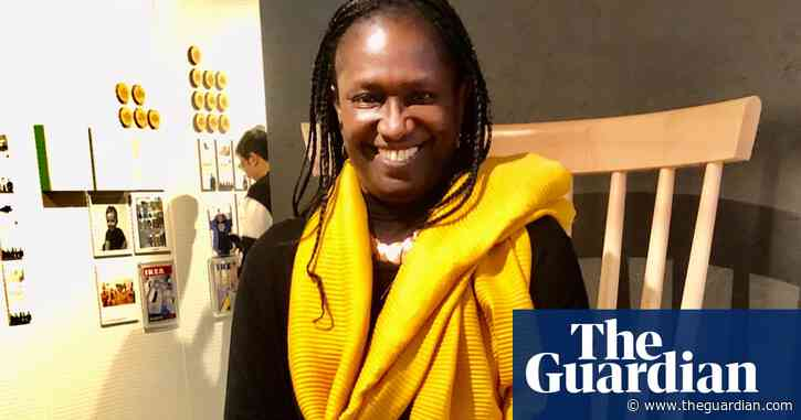 Architects Elsie Owusu and Shawn Adams: 'Above the glass ceiling is a concrete ceiling'