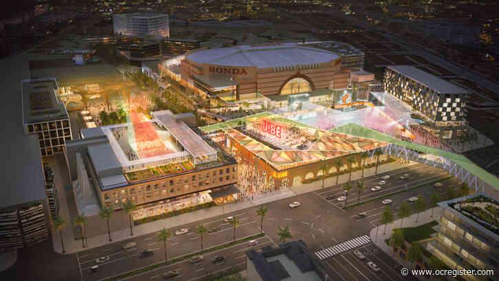 Will Honda Center, Angel Stadium developments be winners for Anaheim?