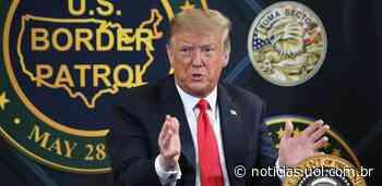 Trump contradiz Casa Branca sobre diminuir testes: 'Não faço brincadeiras' - UOL Notícias