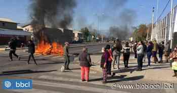 Vecinos de La Pintana protestan con barricadas por falta de ayuda en medio de pandemia - BioBioChile