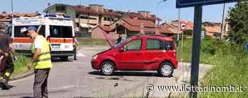 Incidenti stradali ad Agrate e Seregno, ferito un motociclista - Il Cittadino di Monza e Brianza