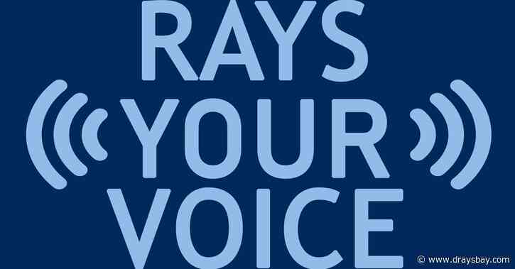 Rays Your Voice: Baseball is Back with Danny Russell