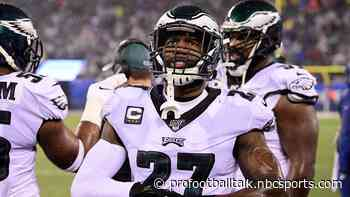 """Malcolm Jenkins: Returning to play on """"trust system"""" puts us at risk"""